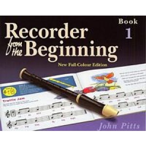 Recorder From The Beginning Pupils - Book 1