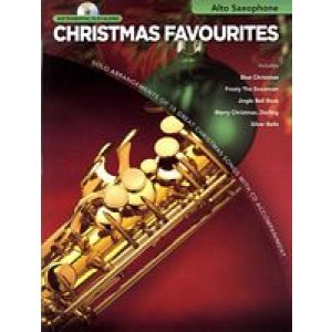 Christmas Favourites A. Sax