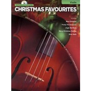 Christmas Favourites Violin