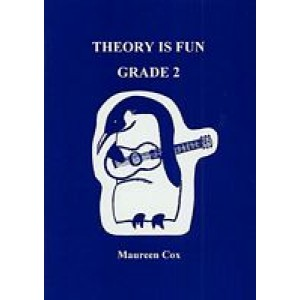Maureen Cox Theory Is Fun - Grade 2