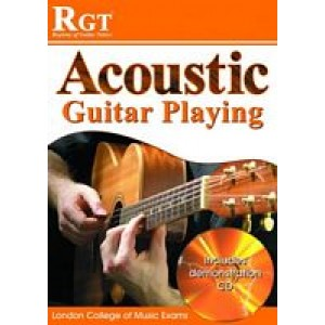 RGT Acoustic Guitar Playing - Grade 1