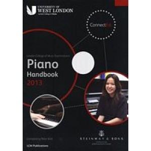 LCM Piano Handbook 2013-17 - Pre Preparatory LL249