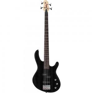 Cort Action Bass PJ - Open Pore Black