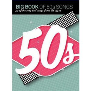 Big Book of 50s Songs