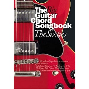 The Big Guitar Chord Songbook The Sixties