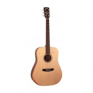 Cort EARTH Bevel Cut Acoustic Guitar - Open Pore