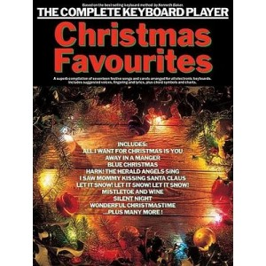 Complete Keyboard Player - Christmas Favourites