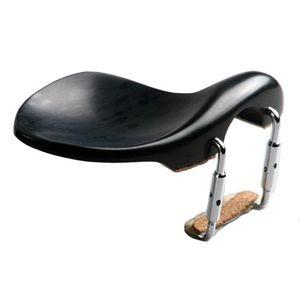 Strad Violin Chin Rest - 1/2