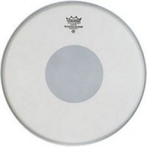 Remo CS-0114-10 Controlled Sound Clear 14 Inch Black Dot Drum Head