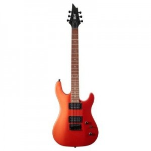 Cort KX100 Electric Guitar - Iron Oxide