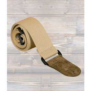 LEATHERGRAFT Cotton Strap - Beige