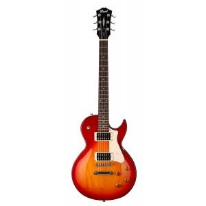 Cort C100 Electric Guitar - Cherry Red Sunburst