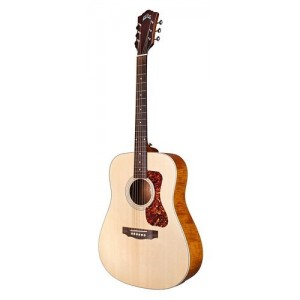 Guild D-240E Limited Edition Flamed Mahogany