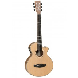 Tanglewood Discovery Exotic DBT TCE BW
