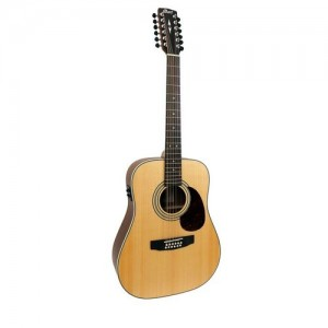 Cort EARTH 70-12E Electro acoustic 12-string Open Pore