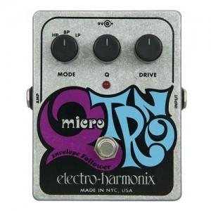 Electro Harmonix Micro Q Tron Filter Pedal