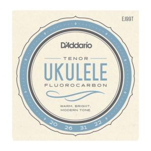 D'Addario EJ99T Pro-Arté Fluorocarbon Ukulele Strings, Tenor