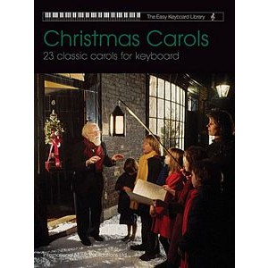 Easy Keyboard Library Christmas Carols