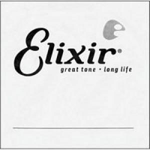 Elixir Bronze Wound Nanoweb Single 52