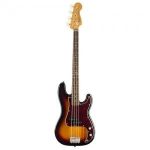 Squier Classic Vibe 60s Precision Bass LRL, 3-Tone Sunburst