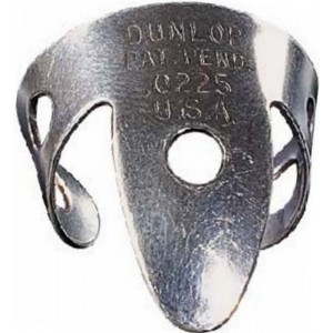 Jim Dunlop Brass Finger Pick .015