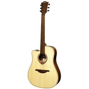 Lag Tramontane TL70DCE Electro Acoustic Guitar
