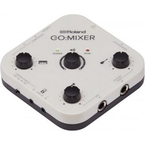 Roland Go:Mixer Audio mixer for smartphones