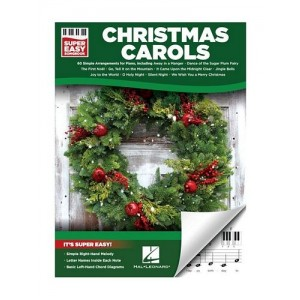 Super Easy Songbook - Christmas Carols