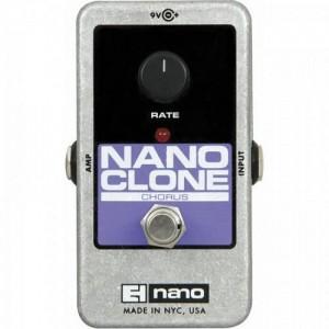 Electro Harmonix Nano Clone Chorus Pedal