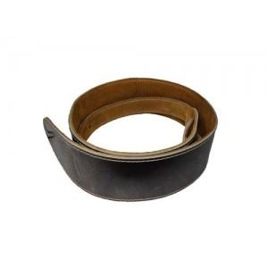 LEATHERGRAFT Roadworn Leather Strap - Dark Brown