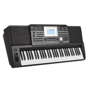 MEDELI A810 61 KEYS ELECTRONIC KEYBOARD w/POWER ADAPTER