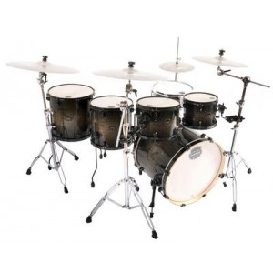 Mapex Armory Rock Fusion Kit Shell Pack - Black Dawn