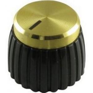 Marshall Amp Knob For Splined Shaft