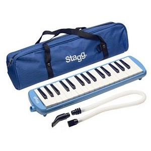 Stagg Melodica 32 - Blue