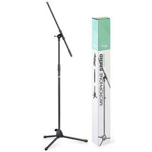 Stagg MIS-0822BK Budget Microphone Boom Stand