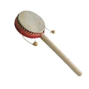 small monkey-drum