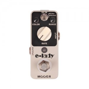 Mooer Electric Lady Pedal