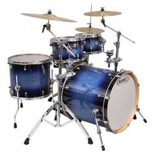 Drum Kit Mapex Meridian Blue