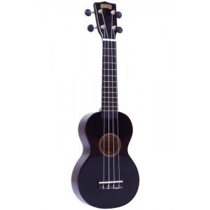 Mahalo MR1 Soprano Ukulele - Black