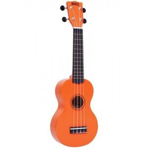 Mahalo MR1 Soprano Ukulele - Orange