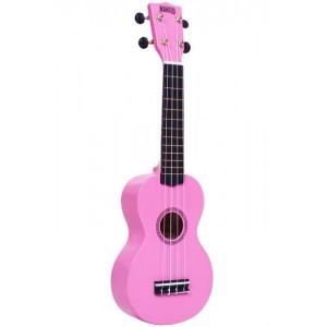 Mahalo MR1 Soprano Ukulele - Pink