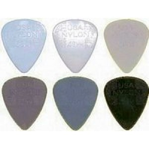 Jim Dunlop Nylon - 0.88mm (Dark Grey)