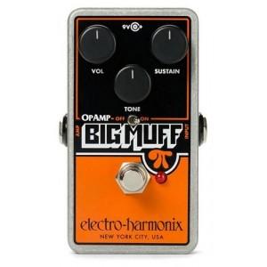 Electro Harmonix Op Amp Big Muff Pedal