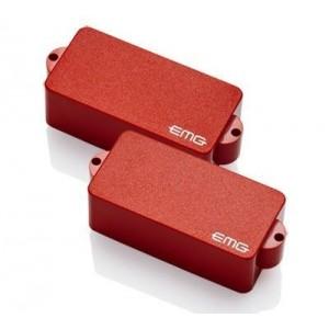 EMG P P-Bass Pickup - Red