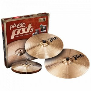 Paiste PST 5 Cymbal Pack