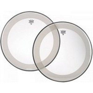 Remo P4-1320-C2 Powerstroke 4 Clear 20 Inch Bass Drum Head