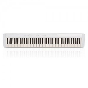 Casio Privia PX-S1000 Compact Digital Piano, White