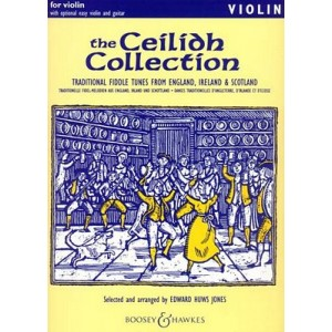 The Ceilidh collection - Violin by Edward Huws Jones With audio CD