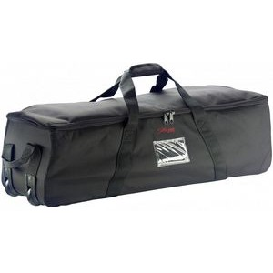 Stagg PSB48T 48 inch Drum Hardware Bag with Wheels