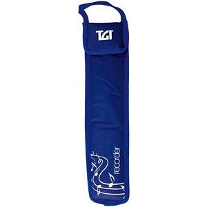 TGI Recorder Bag - Blue